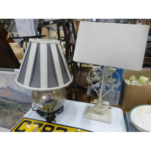 680 - 2 LAMPS...