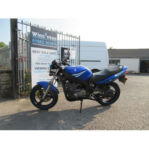 34 - **10% Buyers Commission** Suzuki 500GS 2005 with New 12 Months MOT from Wincanton Motorsport. £500 R...