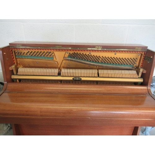 227 - Steinmeyer Upright Piano ( 2 Pedal)...