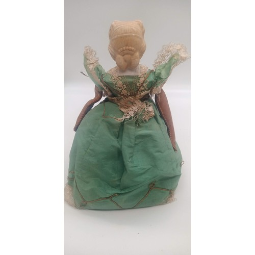 2 - An extremely rare and working Martin and Runyon Autoperipatetikos Victorian Clockwork Walking Doll.M...