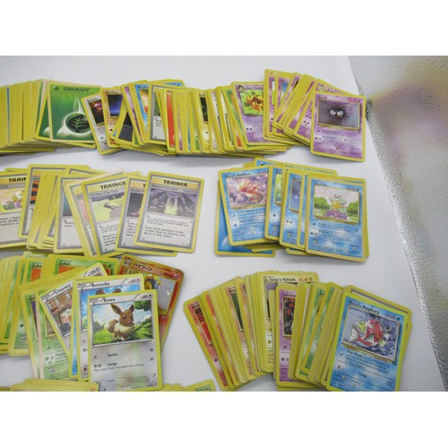 178A - A Large Collection of Pokemon Cards...