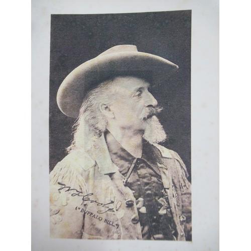 5 - 'Buffalo Bill' William Frederick Cody 1846-1917 Autograph. The American Frontiersman, Soldier, Bison...