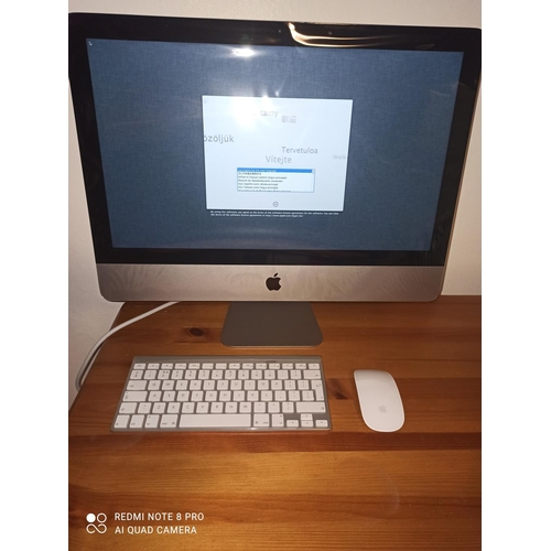 1 - Apple iMac All-In-One 21.5