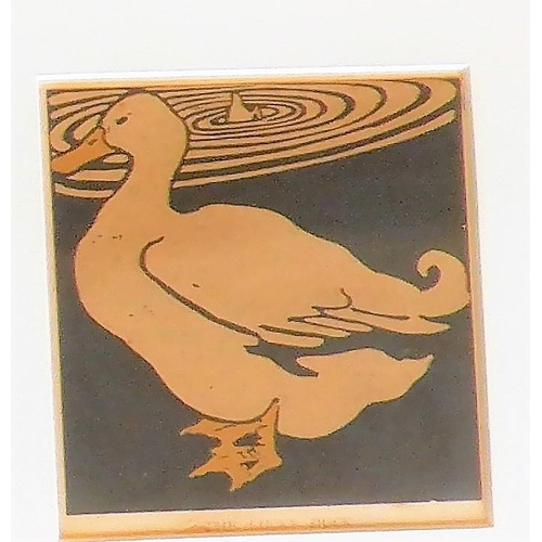 20 - 6 Framed Prints by William Nicholson, used as illustrations in the book