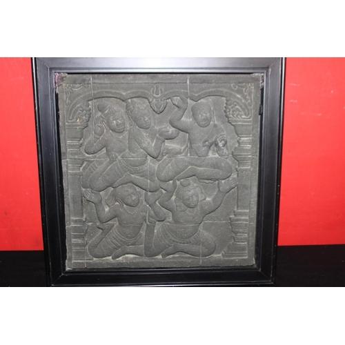 311 - 1 x replica of the story of awadana jatak goddess to be blown away...