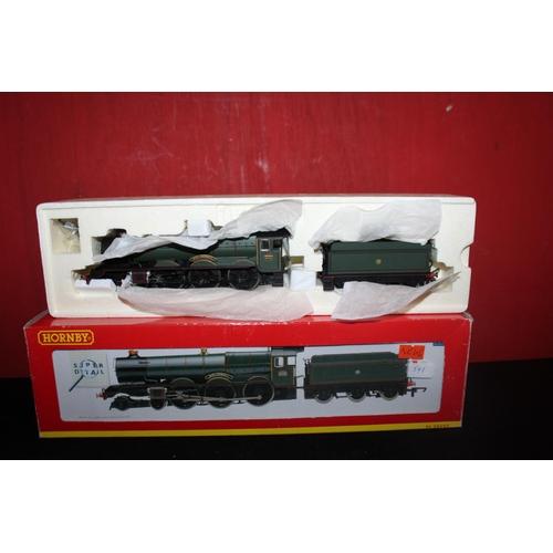 351 - Hornby r2544 GWR king George 1 new unrun...