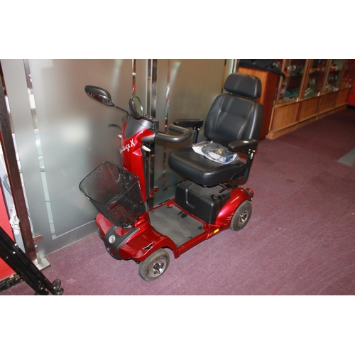 9 - 1 x rascal electric scooter with power lead and key...