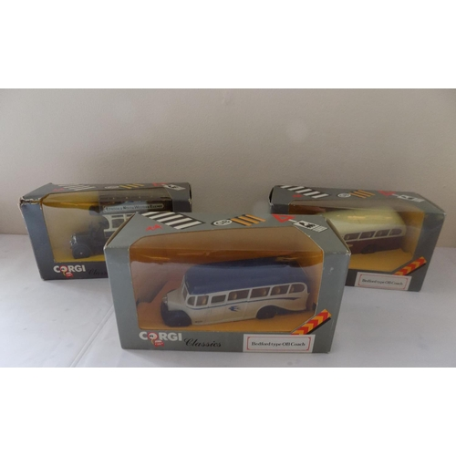 11 - Collection of Corgi Vehicles & Matchbox Tanker...