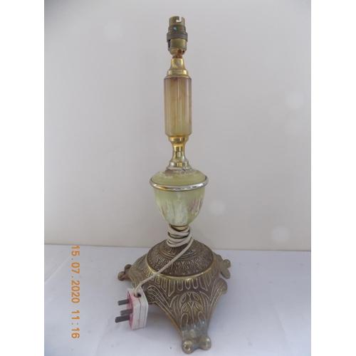 17 - Table Lamp Base...