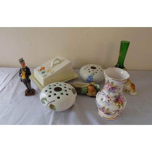 20 - Collection of Ceramics - Goebal, Radford, Aynsley, etc...