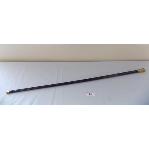 26 - 72cm Swagger Stick...