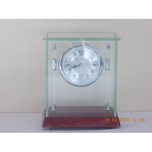 30 - Glass Desk Clock...