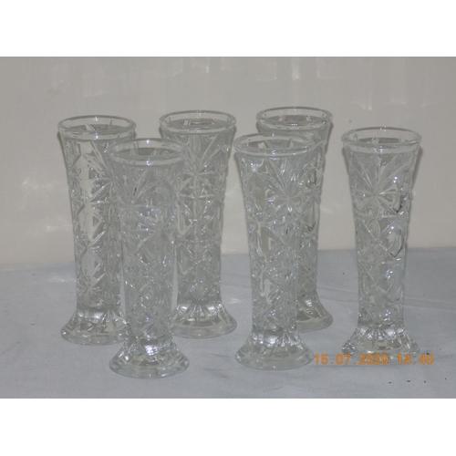 37 - Bud Vases (6)...