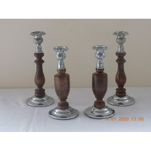 5 - 2 Pairs of Candlesticks...