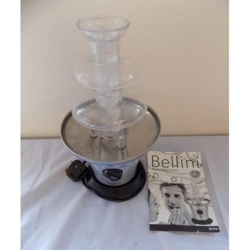 58 - Bellini Chocolate Fountain...