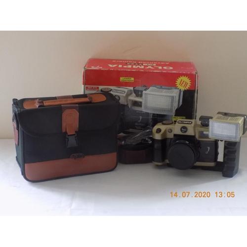 6 - Olympia Camera - Original Box...