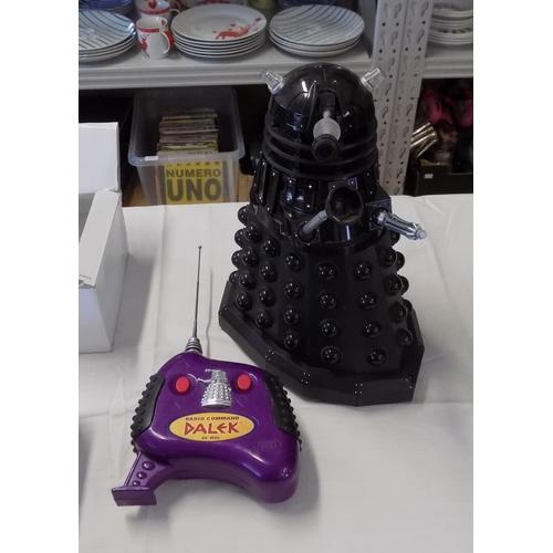 60 - Black Remote Control Dalek...