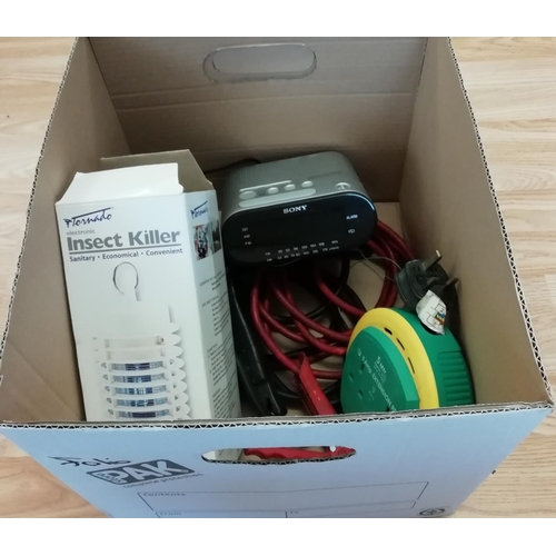 22 - Box of Electricals...