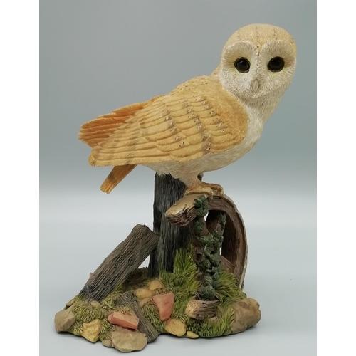 30 - Regency Fine Arts Barn Owl...