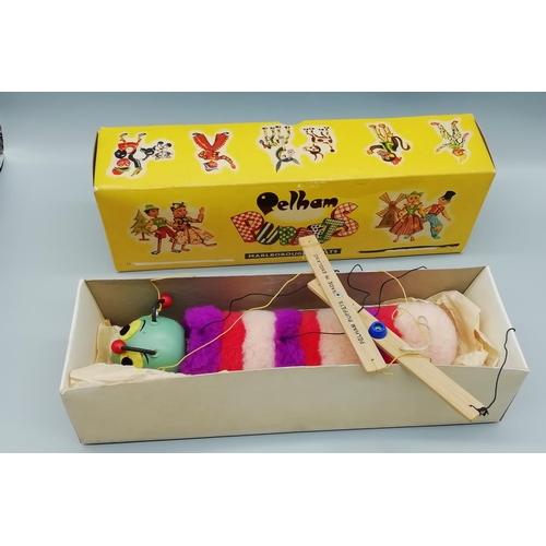 32 - Pelham Puppet Caterpillar in Original Box...