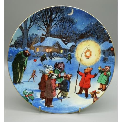 41 - Wedgwood Rupert Bear Collectors Plate...