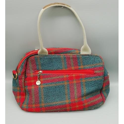 8 - House of Tweed Handbag - Used...