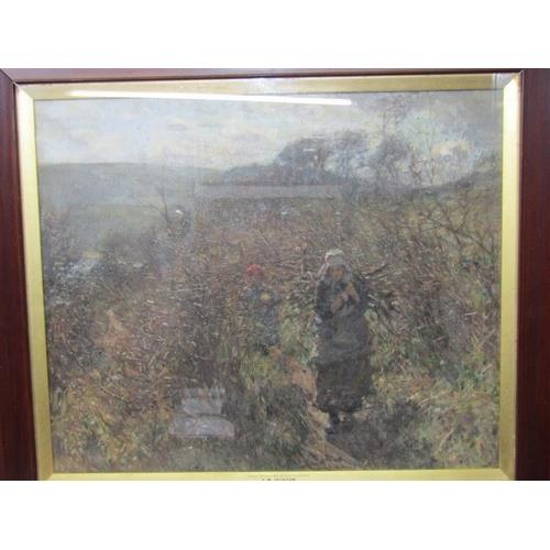 774 - FREDERICK WILLIAM JACKSON, oil on canvas