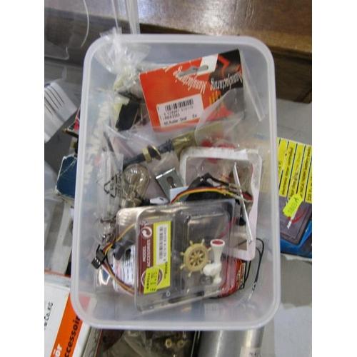 344 - MODEL ENGINEERS KIT, an Oscillating Engine & accessorises...