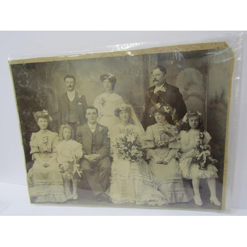 119 - VICTORIAN PHOTOGRAPHY, collection of interesting group military portraits and individual portrait ca...