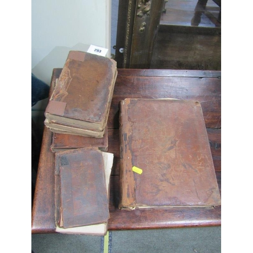293 - ANTIQUARIAN BOOKS, Edward Young