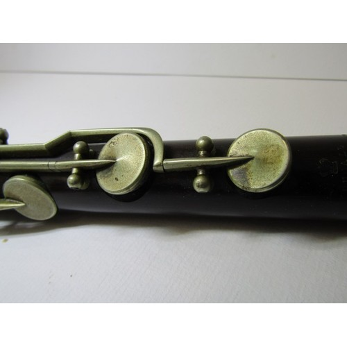 199 - 19TH CENTURY FLUTE, by Rudall, Rose Carte & Co London approx. 24