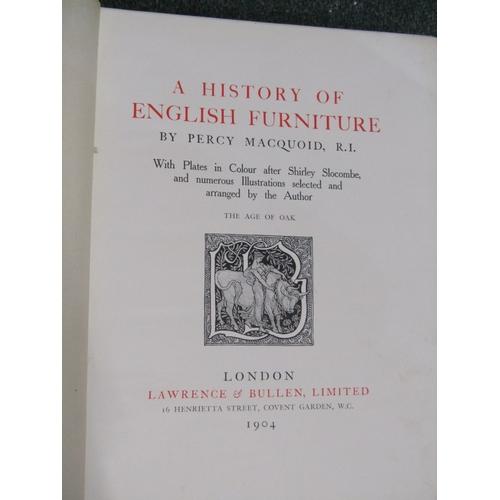 179 - BOOKS, Percy Macquod