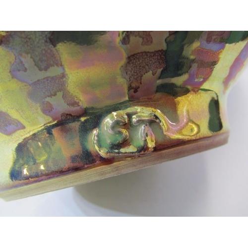 119 - STUDIO POTTERY, Sutton Taylor pink lustre 10