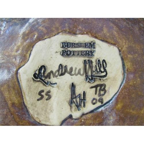12 - ANDREW HULL, signed stoneware