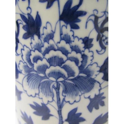 128 - ORIENTAL CERAMICS, 19th Century Chinese underglaze blue