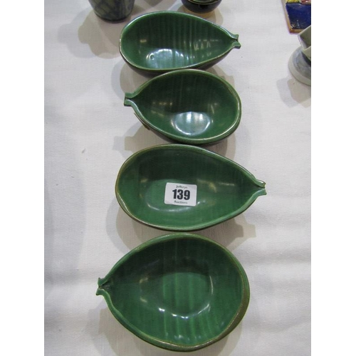 139 - STUDIO POTTERY, Mary Rich early stem dish, 6