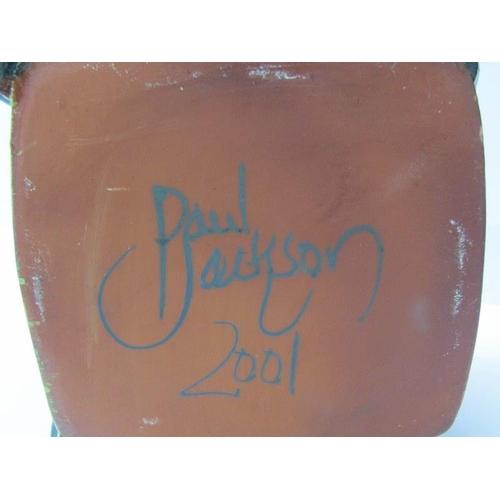 15 - STUDIO POTTERY, Paul Jackson
