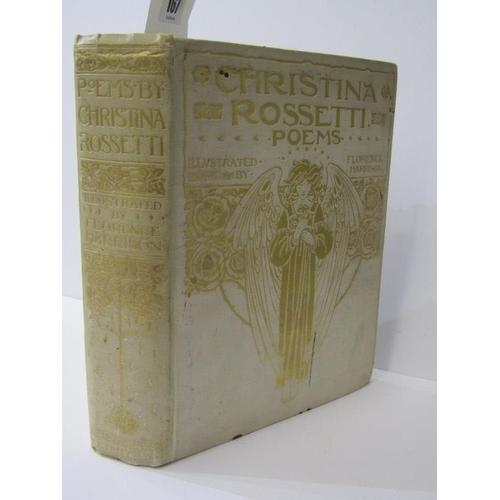 167 - CHRISTINA ROSSETTI,