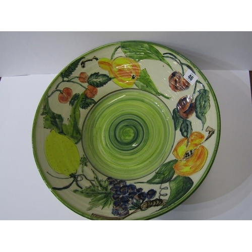 46 - STUDIO POTTERY, Paul Jackson fruit decorated 16