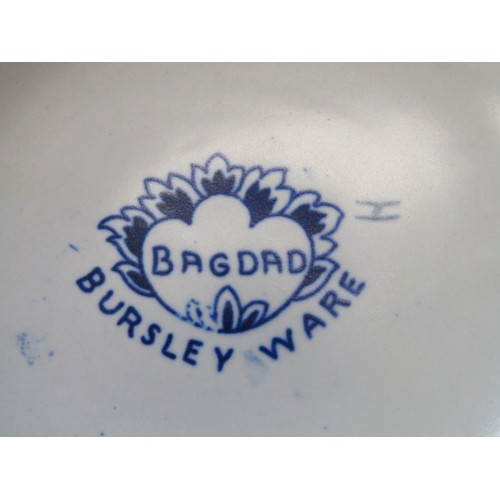 115 - BURSLEY WARE,