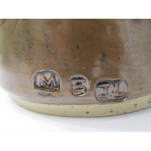16 - STUDIO POTTERY, Jeremy Leach Loerdown Pottery, 10.5