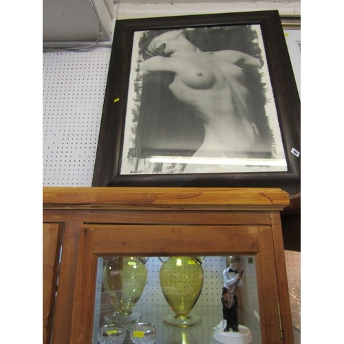 467 - NUDE, Pencil signed limited edition print 'Nude of young Lady' 28