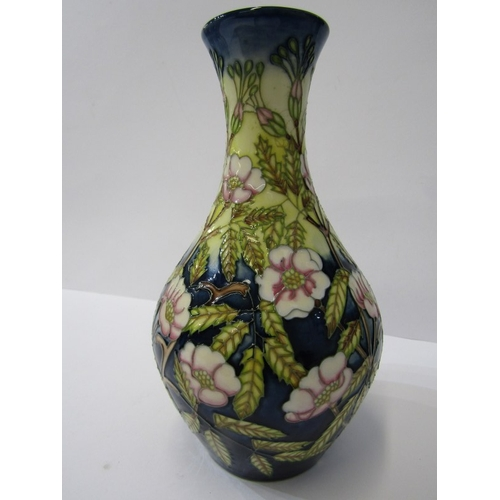 12 - MOORCROFT, signed limited edition 8.25