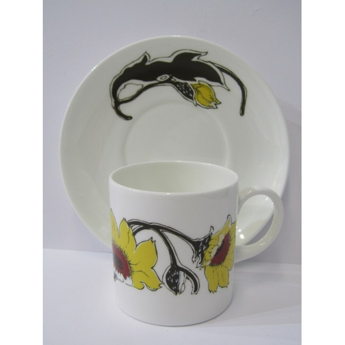 21 - SUSIE COOPER, set of Wedgwood