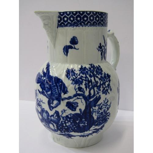 27 - 18th CENTURY WORCESTER, Porcelain
