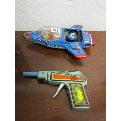 272 - EARLY TOYS, Universal stunt car, 11
