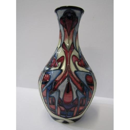 65 - MOORCROFT, Liberty vase, 8