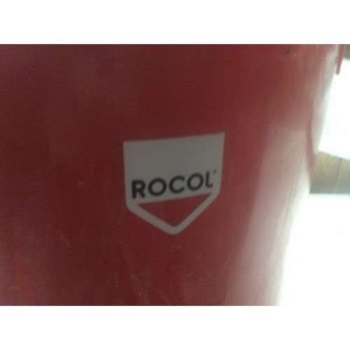 19 - COLLECTION PAR; plus VAT Large drum of Rocol Sapphire 2. High Performance Triple Life bearing grease