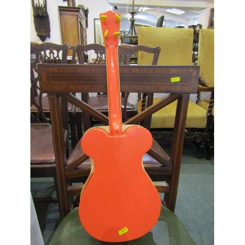 150 - THE BEATLES, a Selcol Beatles New Sound Guitar, 23