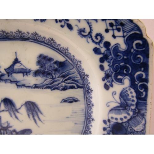 29 - ORIENTAL CERAMICS, pair of 18th Century Nankin